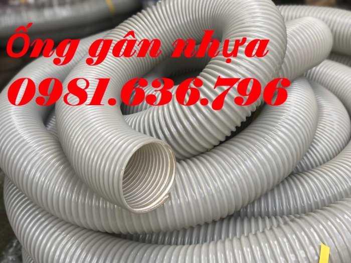 Ống hút bụi gân nhựa PVC phi 150,  Hàng việt nam cao cấp.16