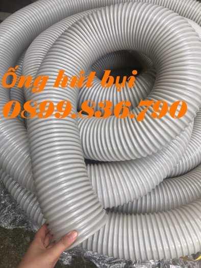Ống hút bụi gân nhựa PVC phi 150,  Hàng việt nam cao cấp.15