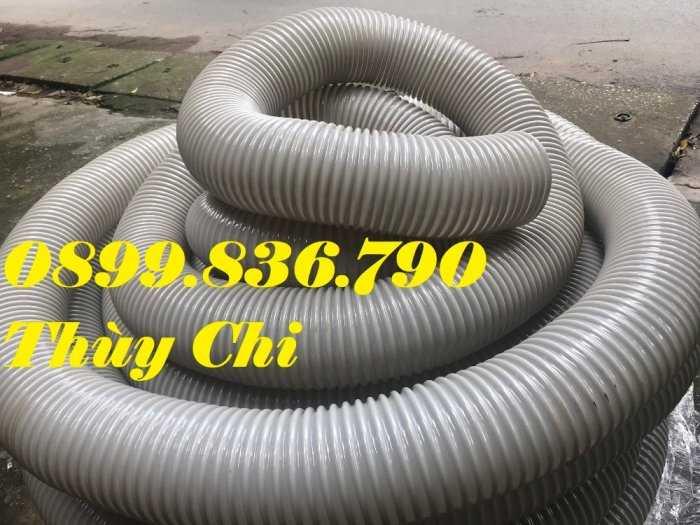 Ống hút bụi gân nhựa PVC phi 150,  Hàng việt nam cao cấp.14