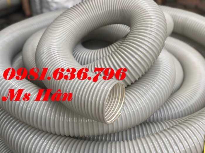 Ống hút bụi gân nhựa PVC phi 150,  Hàng việt nam cao cấp.13