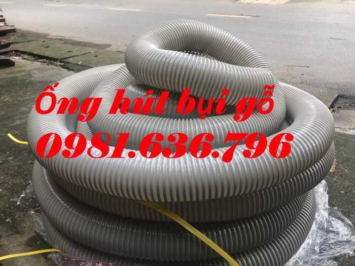 Ống hút bụi gân nhựa PVC phi 150,  Hàng việt nam cao cấp.10