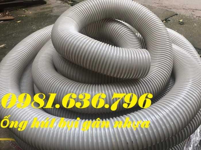 Ống hút bụi gân nhựa PVC phi 150,  Hàng việt nam cao cấp.9