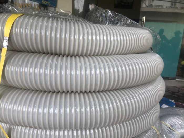 Ống hút bụi gân nhựa PVC phi 150,  Hàng việt nam cao cấp.7