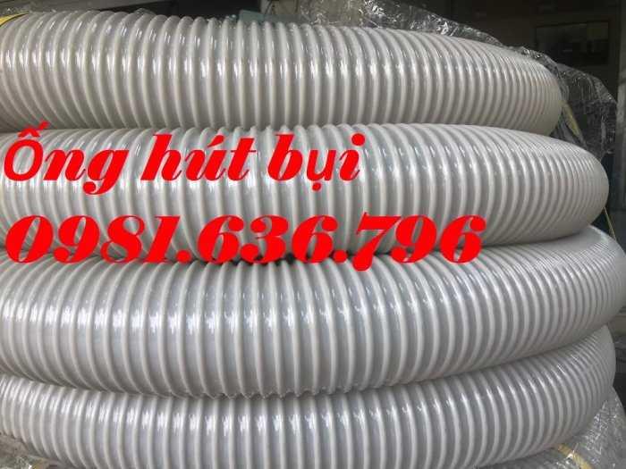Ống hút bụi gân nhựa PVC phi 150,  Hàng việt nam cao cấp.5