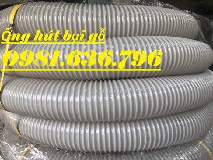 Ống hút bụi gân nhựa PVC phi 150,  Hàng việt nam cao cấp.4