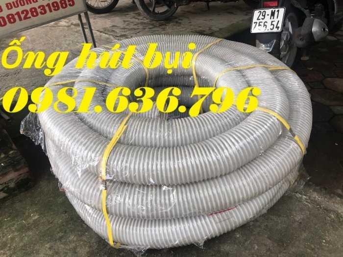 Ống hút bụi gân nhựa PVC phi 150,  Hàng việt nam cao cấp.2