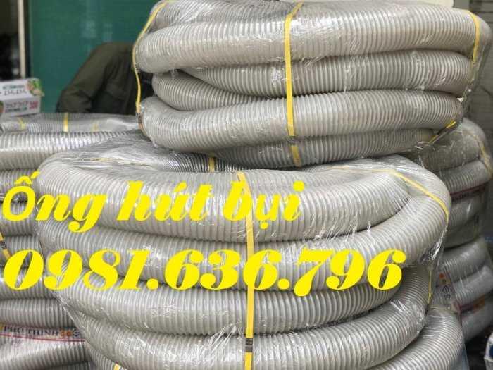 Ống hút bụi gân nhựa PVC phi 150,  Hàng việt nam cao cấp.0