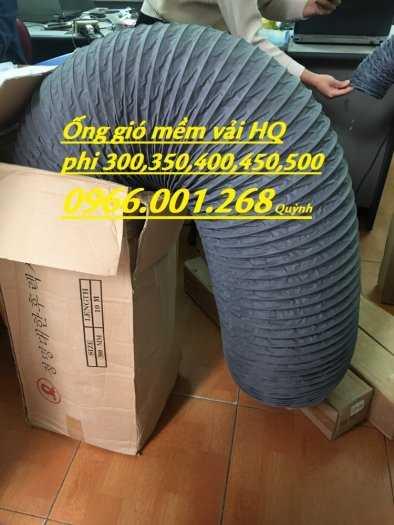 Chuyên cung cấp ống gió mềm vải Hàn Quốc phi 100,phi 125,phi 150,phi 200,phi 300 giá tốt nhất9