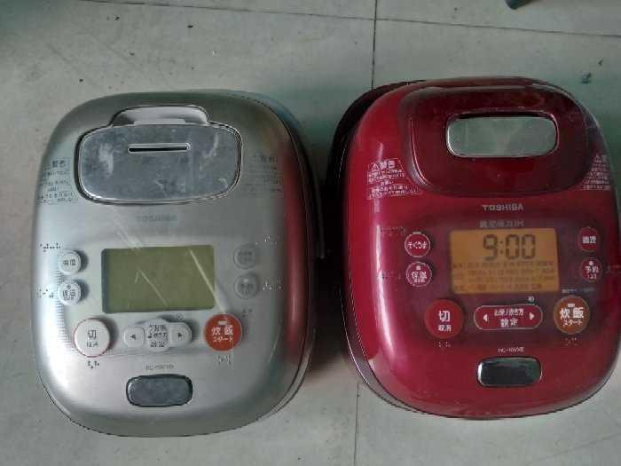 Nồi cơm điện cao tần IH Toshiba0