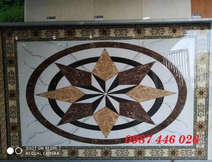 Gạch thảm phòng khách, gạch lát nền, gạch hoa văn HP822210