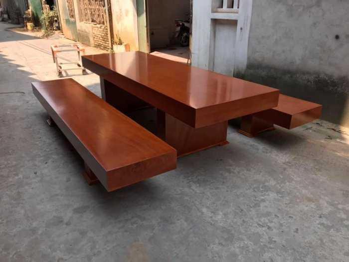 Bộ bàn ghế kiểu k3 hộp4
