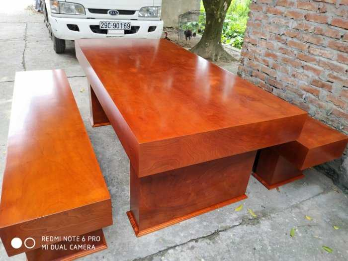 Bộ bàn ghế kiểu k3 hộp3