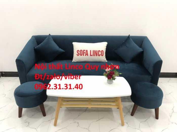 Bộ sofa băng SFB03, Nội thất Sofa Linco Quy Nhơn, Bình Định5