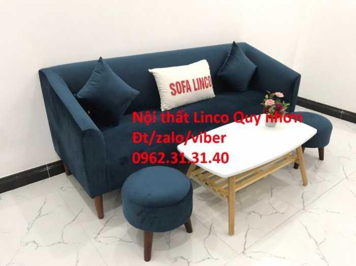 Bộ sofa băng SFB03, Nội thất Sofa Linco Quy Nhơn, Bình Định3