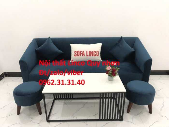 Bộ sofa băng SFB03, Nội thất Sofa Linco Quy Nhơn, Bình Định2