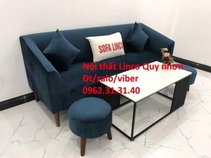 Bộ sofa băng SFB03, Nội thất Sofa Linco Quy Nhơn, Bình Định0