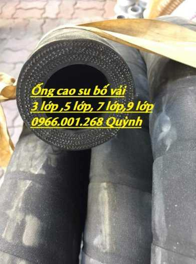 Ống cao su bố vải chống nổ, chống xé dẫn dầu, xả cát các loại phi 32,50,60,76 đến 300 giá rẻ5