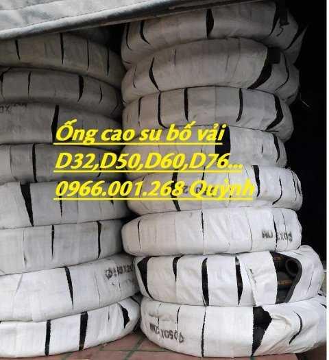 Ống cao su bố vải chống nổ, chống xé dẫn dầu, xả cát các loại phi 32,50,60,76 đến 300 giá rẻ2