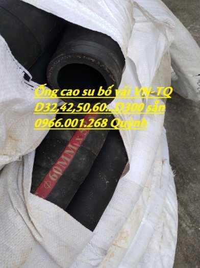 Ống cao su bố vải chống nổ, chống xé dẫn dầu, xả cát các loại phi 32,50,60,76 đến 300 giá rẻ0
