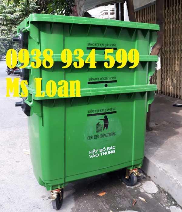 Bán xe thu gom rác,Xe gom rác,Xe thu gom rác thải sinh hoạt,Xe thu gom rác đẩy tay3