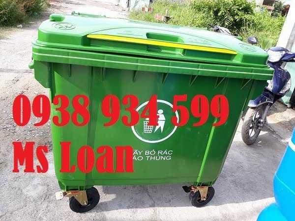 Bán xe thu gom rác,Xe gom rác,Xe thu gom rác thải sinh hoạt,Xe thu gom rác đẩy tay2