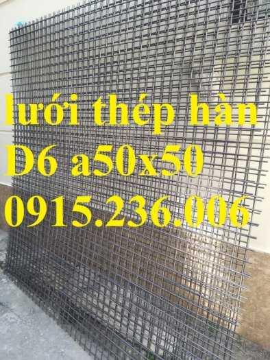 Lưới thép hàn D6 a200x200 hàng sẵn kho giá tốt2