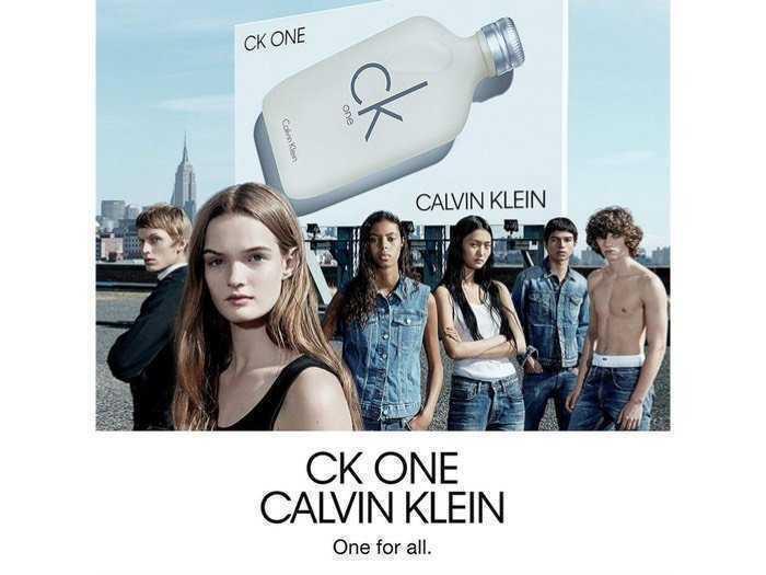 Nước hoa CK One Unisex ( nam&nữ) EDT 100ml hàng Auth xách tay US.3