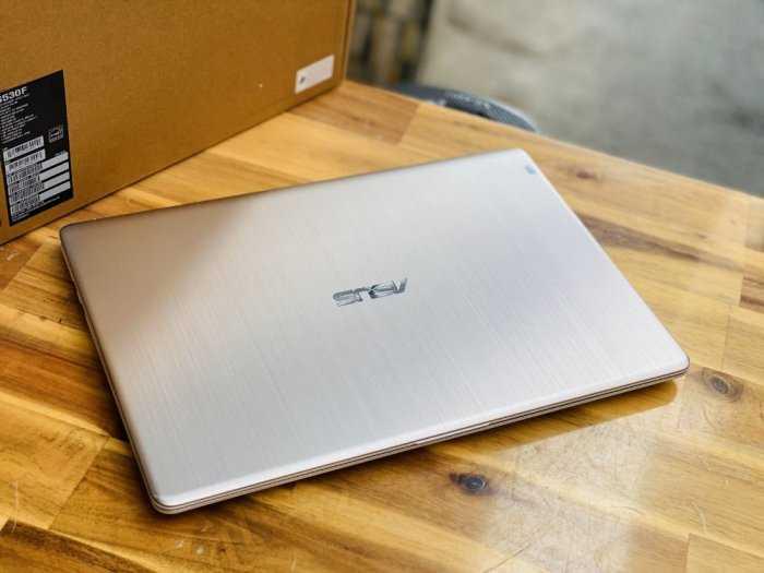 Laptop Asus Vivobook S510UQ/ i5 8250 8CPUS/ SSD128+500G/ Vga GT940MX/ Full HD/ Viền Mỏng/ Chiên Game Đồ họa/ Giá rẻ0