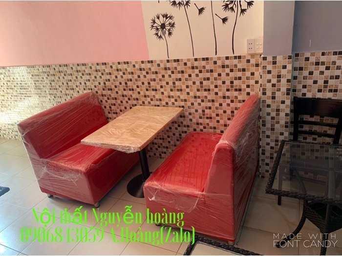 Sofa nệm simily và vãi bố giá tại xưởng2