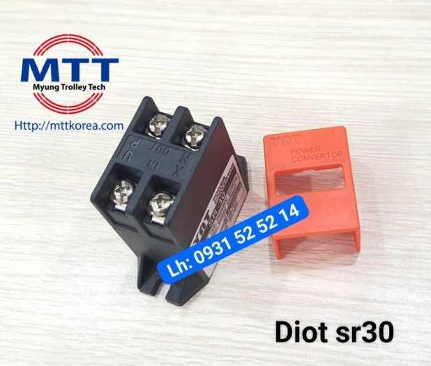 Bộ chỉnh lưu diot sr-30  220v ac -  99v dc30