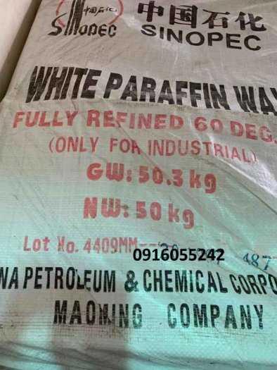 Bán Parafin Wax 58, 60 Kunlun, Sinopec0
