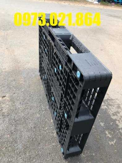 Pallet nhựa cũ, pallet nhựa cũ Đồng Nai giá rẻ cạnh tranh9