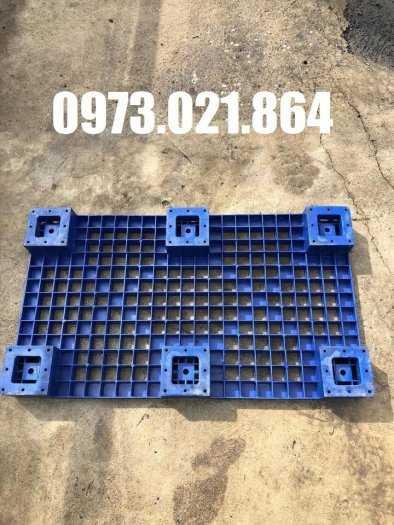 Pallet nhựa cũ, pallet nhựa cũ Đồng Nai giá rẻ cạnh tranh7