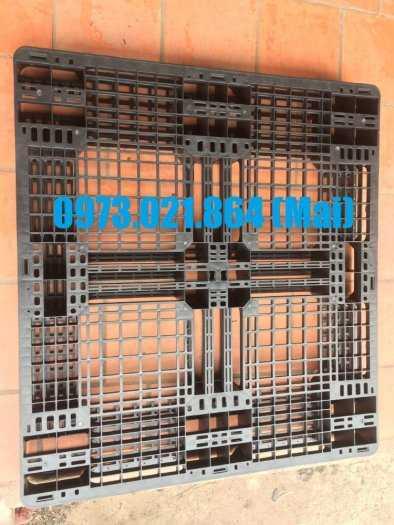 Pallet nhựa cũ, pallet nhựa cũ Đồng Nai giá rẻ cạnh tranh3