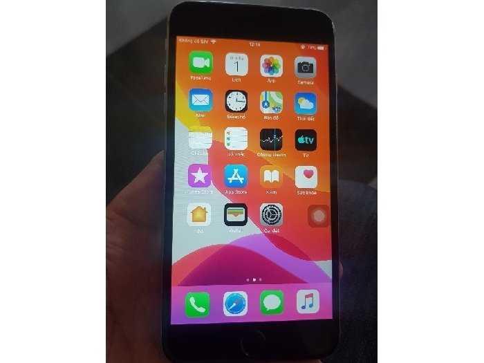 Iphone 6 plus grey 64G màn hình zin mvt0