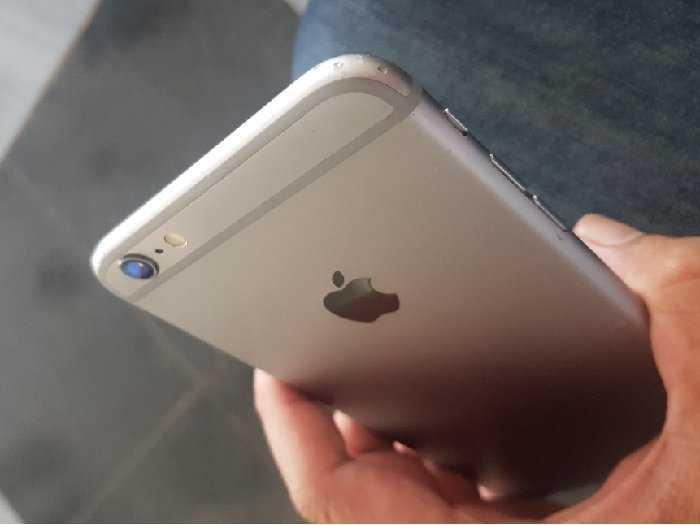 Iphone 6 plus grey 64G màn hình zin mvt3