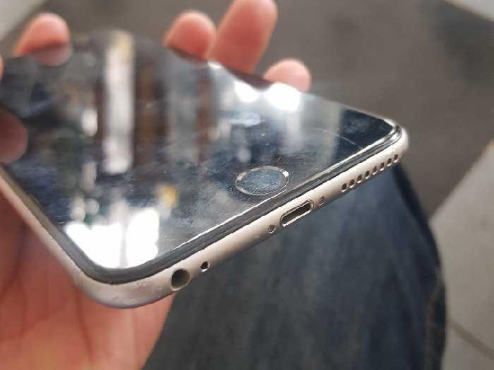 Iphone 6 plus grey 64G màn hình zin mvt4