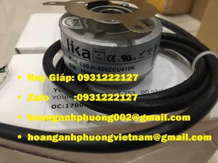 Encoder Lika C50-Y-200ZCU262
