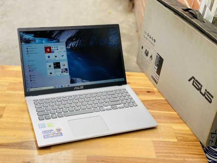 Laptop Asus Vivobook X509FJ/ i5 8265 8CPUS/ SSD128+500G/ 15in/ Full HD/ Vga MX230/ Chuyên Game Đồ Họa1