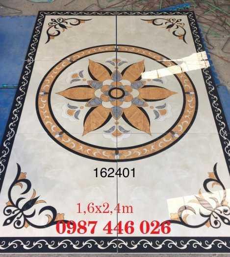 Gạch thảm trang trí trải sàn nhà phòng khách9
