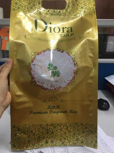 Túi gạo 5kg in sẵn có tại kho 20.000 cái0