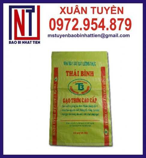 Bao bì đựng gạo, cung cấp bao bì gạo6