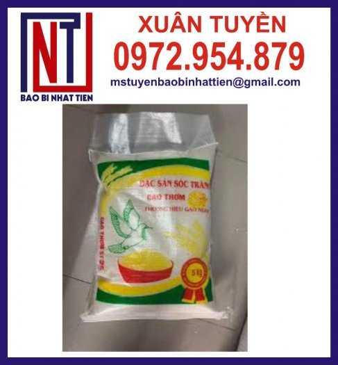 Bao bì đựng gạo, cung cấp bao bì gạo4