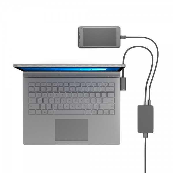 Surface adapter 65w, 102w power-Bộ nguồn Surface adapter...New seal box1