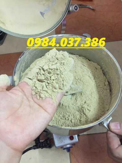 Máy xay thuốc bắc xay dược liệu xay bột khô siêu mịn 2500g0