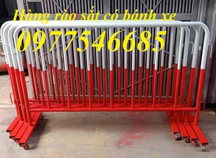 Bán hàng rào di động, khung hàng rào chắn, rào chắn đường, khung hàng rào sắt0