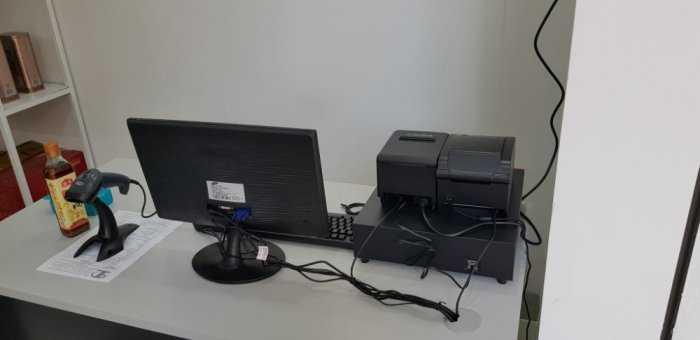 Lắp Đặt máy tính tiền cho tạp hóa, cửa hàng thực phẩm1