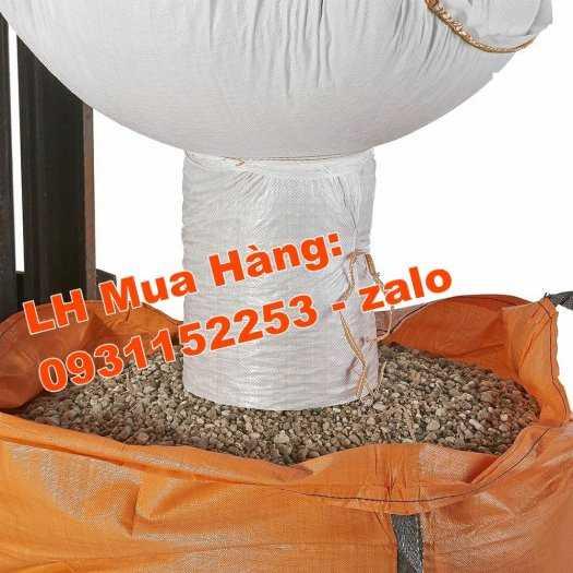Bao jumbo, bao 1 tấn xuất khẩu gạo, trữ kho tái sử dụng được nhiều lần...6