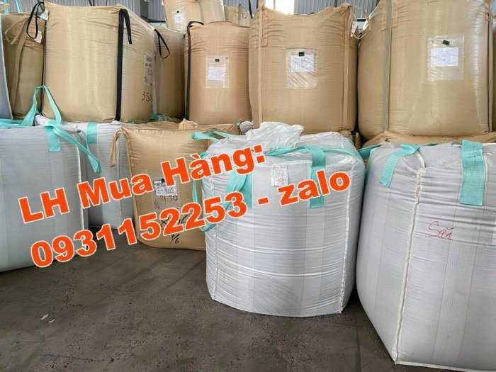 Bao jumbo, bao 1 tấn xuất khẩu gạo, trữ kho tái sử dụng được nhiều lần...3