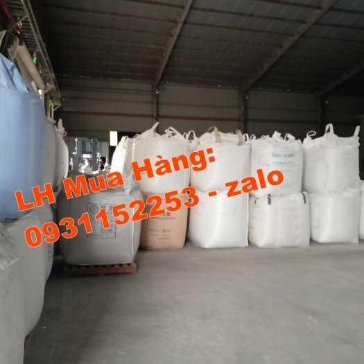 Bao jumbo, bao 1 tấn xuất khẩu gạo, trữ kho tái sử dụng được nhiều lần...2